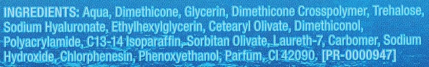 Gel à l'acide hyaluronique pour visage - Neutrogena Hydro Boost Water Gel For Normal & Combination Skin — Photo N4