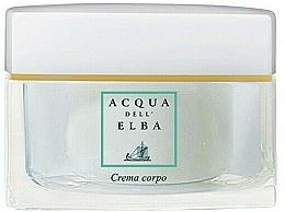 Parfums et Produits cosmétiques Acqua dell Elba Classica Women - Crème à l'acide hyaluronique pour corps