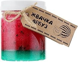 Parfums et Produits cosmétiques Gommage à l'huile d'olive pour corps, Gomme de pastèque - Dushka