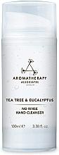 Parfums et Produits cosmétiques Gel nettoyant à l'huile d'arbre à thé pour mains - Aromatherapy Associates No Rinse Hand Cleanser