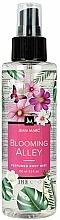 Parfums et Produits cosmétiques Jean Marc Blooming Alley - Brume parfumée pour corps