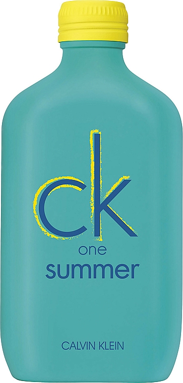 Calvin Klein CK One Summer 2020 - Eau de Toilette