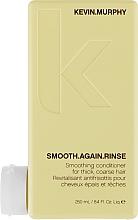 Parfums et Produits cosmétiques Après-shampooing lissant aux protéines de kératine - Kevin.Murphy Smooth Again Rinse Conditioner For Thick Hair