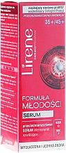 Parfums et Produits cosmétiques Sérum anti-rides pour le contour des yeux - Lirene Formula of Youth 35+/45+