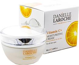 Parfums et Produits cosmétiques Crème à la vitamine C pour visage - Danielle Laroche Cosmetics Vitamin C+ Moisturizing Cream