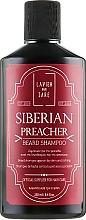 Parfums et Produits cosmétiques Shampoing à barbe - Lavish Care Siberian Preacher Beard Shampoo