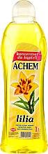 Parfums et Produits cosmétiques Concentré de bain, Lys - Achem Concentrated Bubble Bath Lily