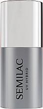 Parfums et Produits cosmétiques Base pour vernis hybride - Semilac UV Hybrid BB Base