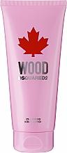 Parfums et Produits cosmétiques Dsquared2 Wood Pour Femme - Lotion corporelle