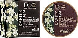 Parfums et Produits cosmétiques Masque équilibrant naturel pour cuir chevelu gras - ECO Laboratorie Karite SPA Hair Mask
