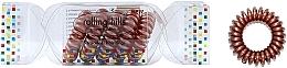 Parfums et Produits cosmétiques Élastiques à cheveux, bronze - Rolling Hills 5 Traceless Hair Rings Cracker Bronze