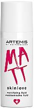 Parfums et Produits cosmétiques Fluide à l'acide salicylique pour visage - Artemis of Switzerland Skinlove Mattifying Fluid