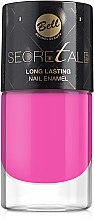 Parfums et Produits cosmétiques Vernis à ongles longue tenue - Bell Secretale Long Lasting Nail Enamel