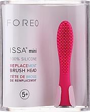 Parfums et Produits cosmétiques Tête de brosses à dents sonique, rose - Foreo Brush Head Issa Mini Wild Strawberry