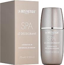 Parfums et Produits cosmétiques Déodorant à l'argile blance - La Biosthetique SPA Le Deodorant