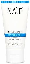 Parfums et Produits cosmétiques Crème de jour à l'huile d'avocat - Naif Natural Skincare Nurturing Day Cream