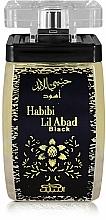 Parfums et Produits cosmétiques Nabeel Habibi Lil Abad Black - Eau de Parfum