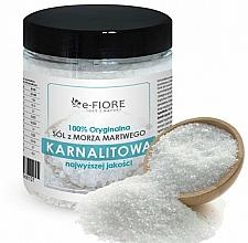 Parfums et Produits cosmétiques 100% sel de carnallite original de la mer Morte pour le bain - E-Fiore