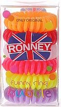 Parfums et Produits cosmétiques Élastiques à cheveux - Ronney Professional Funny Ring Bubble 8