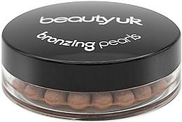 Parfums et Produits cosmétiques Perles bronzantes pour visage - Beauty UK Bronzing Pearls