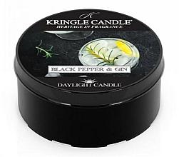 Parfums et Produits cosmétiques Bougie chauffe-plat - Kringle Candle Daylight Black Pepper Gin