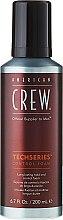 Parfums et Produits cosmétiques Mousse coiffante - American Crew Techseries Control Foam