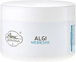 Parfums et Produits cosmétiques Masque en caoutchouc aux algues bleues pour la zone des yeux, la bouche et le cou - Jadwiga Saipan Algi Niebieskie