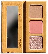 Parfums et Produits cosmétiques Palette Trio teint parfait - Couleur Caramel Trio Palette