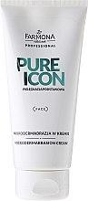 Parfums et Produits cosmétiques Crème de microdermabrasion pour visage - Farmona Professional Pure Icon Microdermabrasion Cream