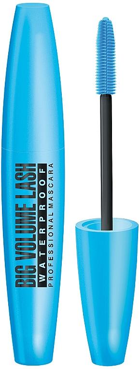Mascara volumateur waterproof - Eveline Cosmetics Big Volume Lash Professional Mascara
