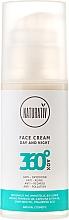 Parfums et Produits cosmétiques Crème de jour et nuit aux extraits d'immortelle et citron bio - Naturativ 360° AOX Facial Cream For Day & Night