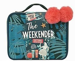 Parfums et Produits cosmétiques Dirty Works The Weekender Gift Bag - Set (gel douche/200ml + beurre corporel/200ml + fleur de douche)