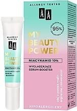 Parfums et Produits cosmétiques Sérum-booster à la niacinamide pour visage - AA My Beauty Power Niacinamide 10% Smoothing Serum-Booster