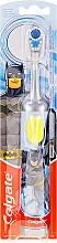Parfums et Produits cosmétiques Brosse à dents électrique extra souple, gris - Colgate Electric Motion Batman Grey