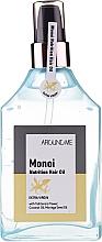 Parfums et Produits cosmétiques Huile pour cheveux - Welcos Around Me Monoi Nutrition Hair Oil