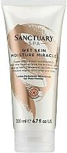 Parfums et Produits cosmétiques Lotion à l'huile d'abricot et avocat pour corps - Sanctuary Spa Wet Skin Moisture Miracle