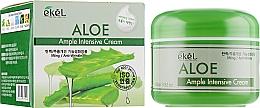 Parfums et Produits cosmétiques Crème à l'extrait d'aloe vera pour visage - Ekel Ample Intensive Cream Aloe