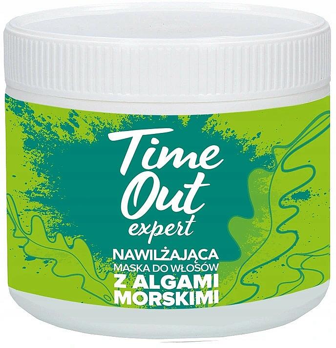 Masque aux algues marines pour cheveux - Time Out