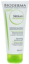 Parfums et Produits cosmétiques Gel gommant à l'extrait de ginkgo pour visage - Bioderma Sebium Exfoliating Purifying Gel