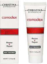 Parfums et Produits cosmétiques Sérum réparateur pour visage - Christina Comodex Renew & Repair Night Treatment