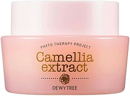 Parfums et Produits cosmétiques Crème à l'extrait de camélia pour visage - Dewytree Phyto Therapy Camellia Extract Cream