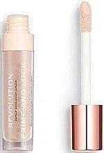 Parfums et Produits cosmétiques Base de fard à paupières - Makeup Revolution Prime & Lock Eye Primer