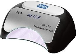 Parfums et Produits cosmétiques Lampe CCFL+LED - Ronney Profesional Alice Nail CCFL+LED 48w Lamp