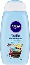 Parfums et Produits cosmétiques Mousse de bain pour enfants, peau normale - Nivea Baby Toddies Winnie And Friends