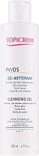 Parfums et Produits cosmétiques Gel nettoyant pour corps et cuir chevelu - Topicrem PV/DS Cleansing Gel