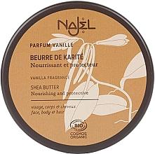 Parfums et Produits cosmétiques Beurre de karité bio parfumé à la vanille - Najel