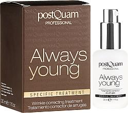 Parfums et Produits cosmétiques Traitement en ampoules pour visage - Postquam Tratamiento Corrector De Arrugas