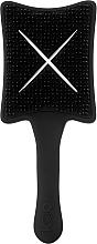 Parfums et Produits cosmétiques Brosse démêlante - Ikoo Paddle X Pops Beluga Black