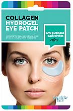 Parfums et Produits cosmétiques Patchs hydrogel au collagène effet anti-cernes et anti-poches - Beauty Face Collagen Hydrogel Eye Mask