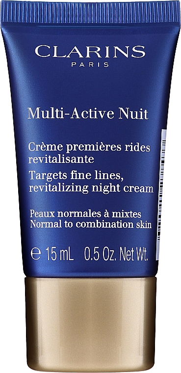 Coffret cadeau - Clarins Double Serum & Multi-Active Set (serum/30ml + cr/gel/15ml + cr/15ml + bag) — Photo N3